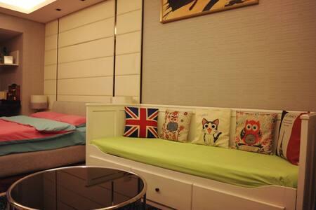 市中心的酒店式小屋 - Appartamento