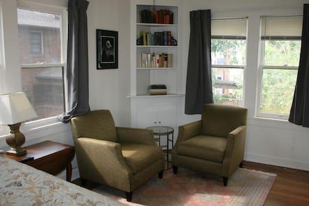 Cozy Garage Apartment in Historic Fairmount - Fort Worth - Appartamento