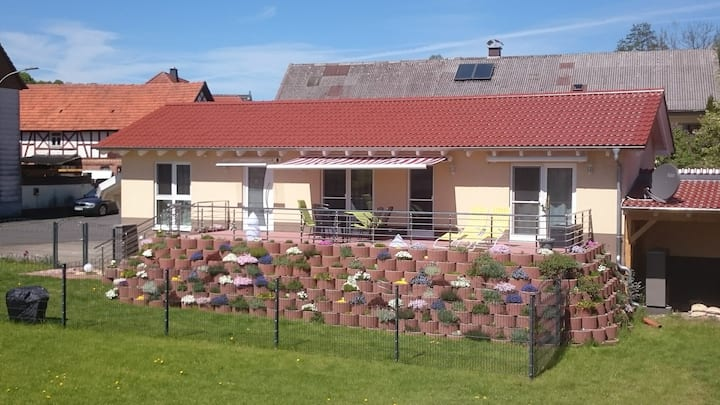 Ferienhaus Zur Kegelbahn für 2 Personen