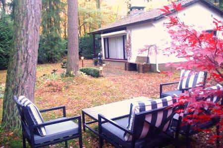 Pretty cottage in the woods/ Baarn - Baarn - Hus