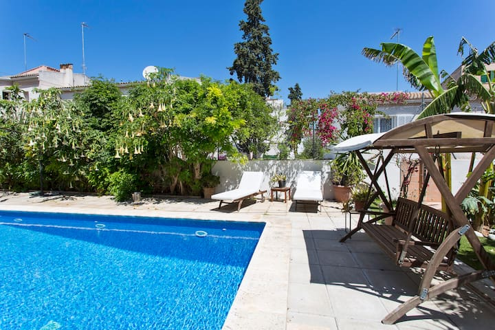 1.Full of character apartment - Palma - Dom