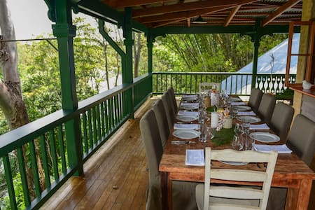 Grand Barron Lodge - Victoria suite - Kuranda