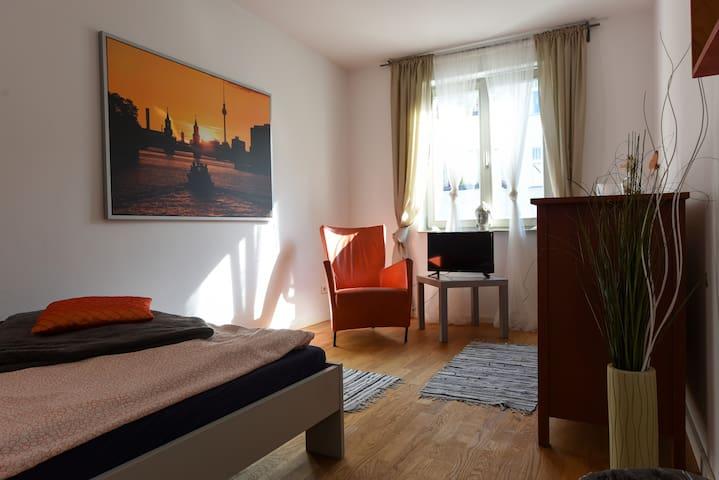 Komfortables Zimmer in Potsdam Babelsberg!
