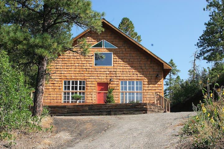 San Juan Cottage - Pagosa Springs - Casa