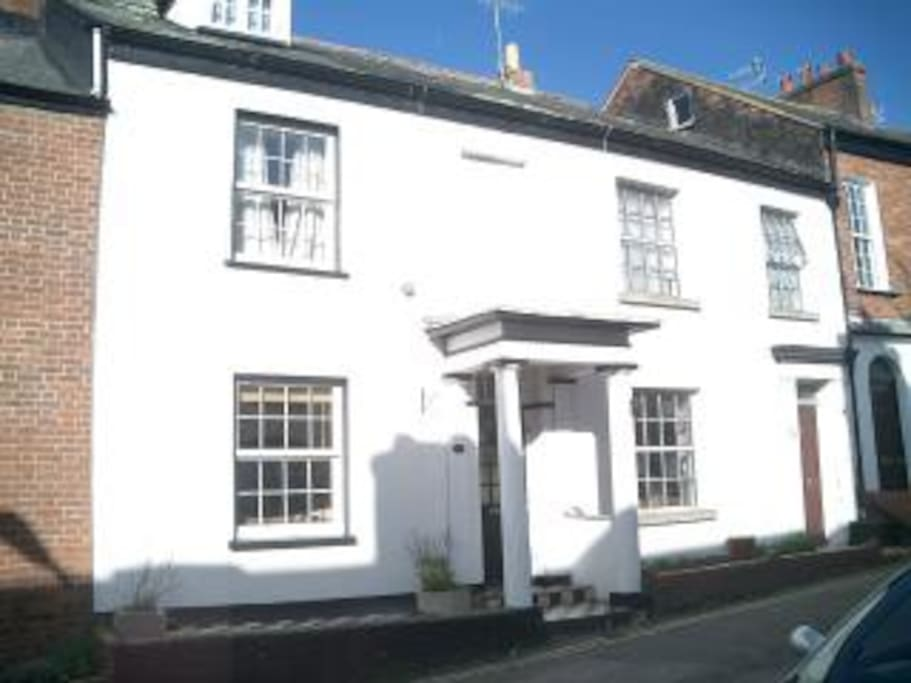Charming 3 bed house exmouth devon maisons louer for Beds exmouth