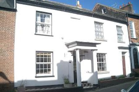 Charming 3 bed house Exmouth, Devon - Casa