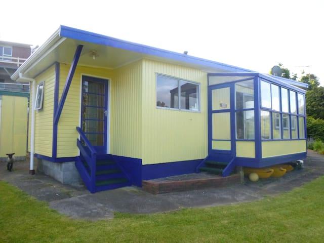 Ngamotu Bach - New Plymouth - Huis