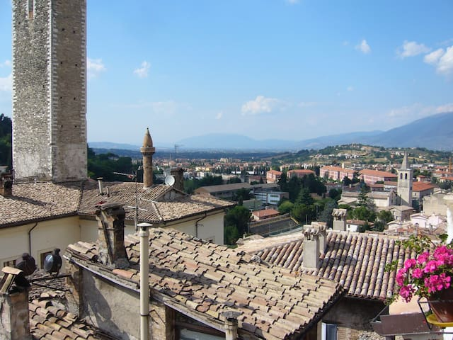 L'AURA B&B - Spoleto - Bed & Breakfast