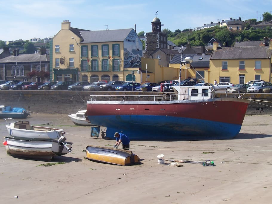 Youghal Quayside