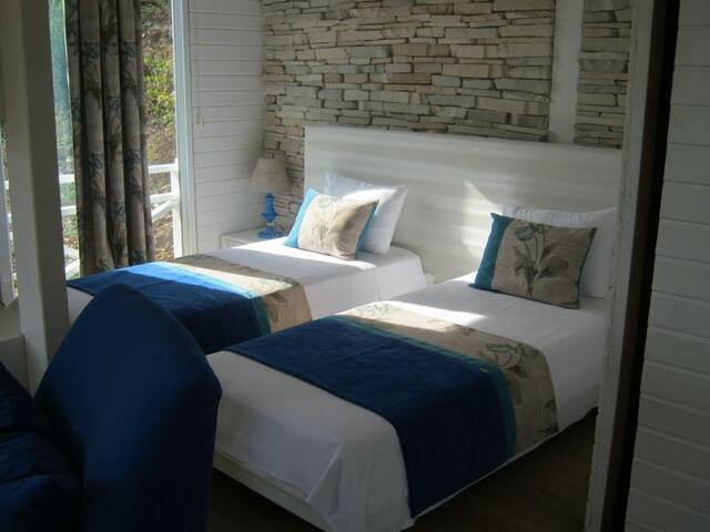 Glamping @ ANTALYA Luxury Bungalows - Antalya - Bed & Breakfast