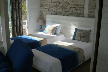 Glamping @ ANTALYA Luxury Bungalows - Antalya - Szoba reggelivel