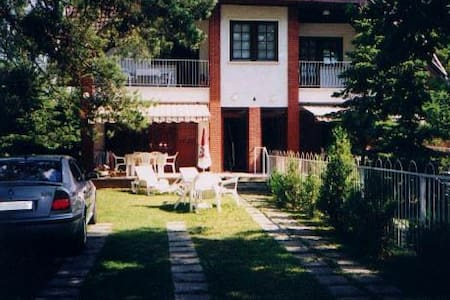 Balaton Sunflower Apartments - Balatonszemes - Haus