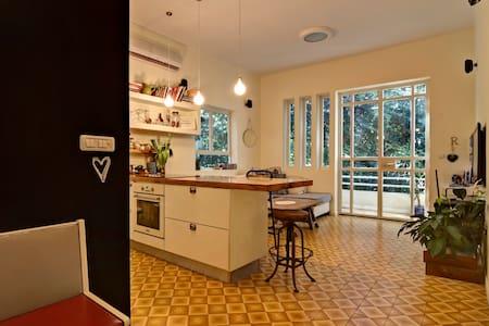 Amazing flat~Best location in TLV! - Tel Aviv - Lägenhet