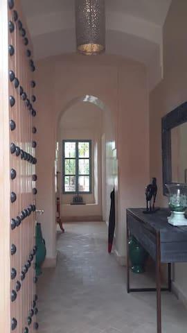 charmante villa - Marrakech - Lägenhet