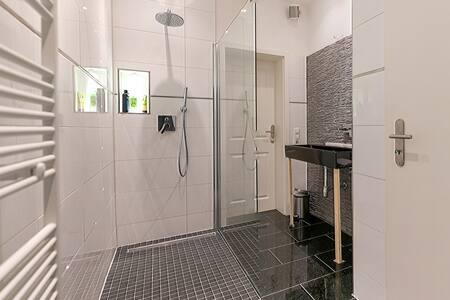 Luxus Wohnung 65qm Zentrum, HBF400m - Dortmund - Apartmen