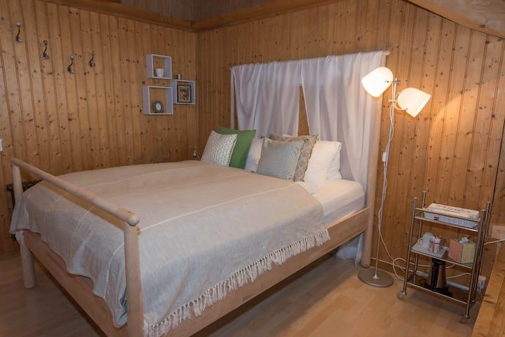 BnB Alpenblick (Doppelzimmer Queensize)
