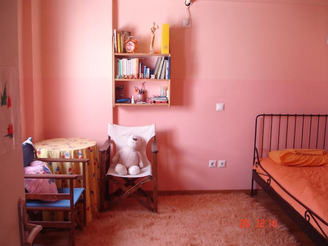 Looking for a sweet home near Athen - Aspropirgos - บ้าน
