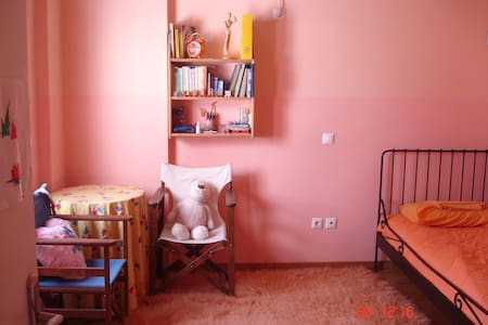 Looking for a sweet home near Athen - Aspropirgos - Hus