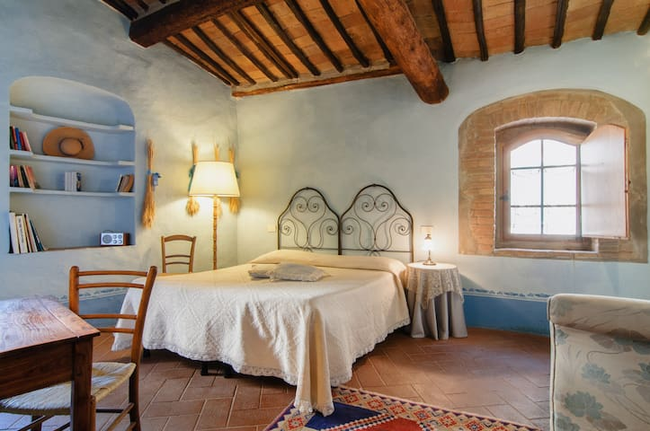 Unique romantic bed and breakfast - Bagno Vignoni