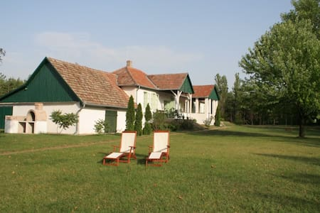 Charming Cottage in Countryside - Csengőd - Blockhütte