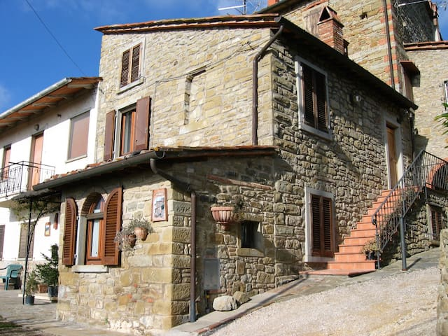in Tuscany holiday home Noceta - Castiglion Fiorentino - House