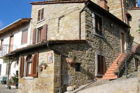in Tuscany holiday home Noceta - Castiglion Fiorentino - House