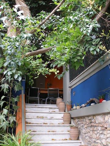 Stairway to dreamroom