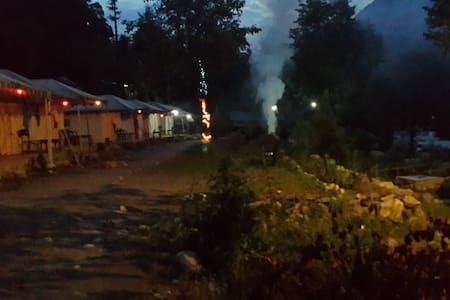 Camp Trans Himalaya Manali - Manali - เต็นท์