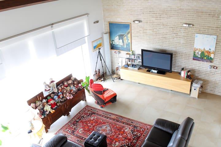 Camera con vista campagna ragusana  - Raguse - Villa