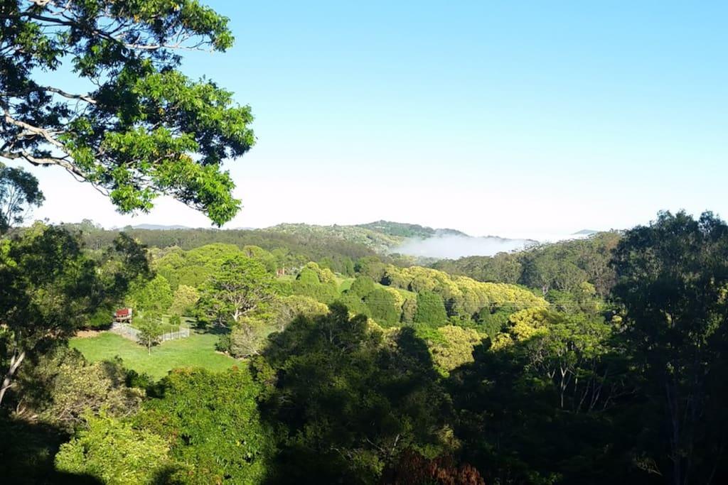 Great rural views