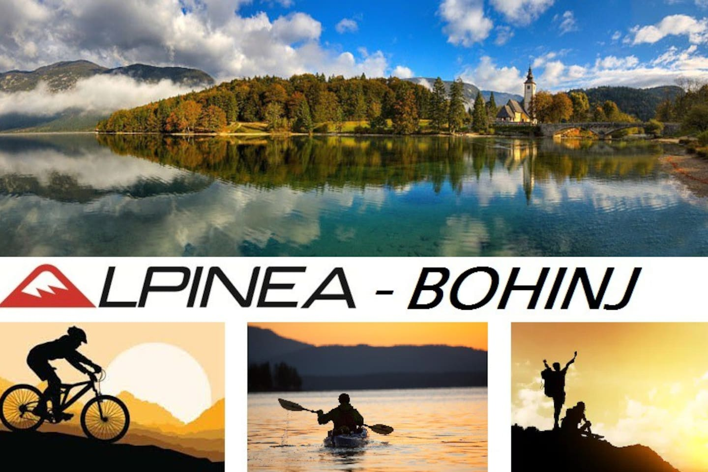 Cozy apartment near the Bohinj lake for ACTIVE VACATIONS...You can enjoy swimming, rafting, cayaking, hiking, mounteniring, climbing, biking, paragliding, canyoning, playing beach volley and in the winter: skiing, nordic skiing, ice skating,...