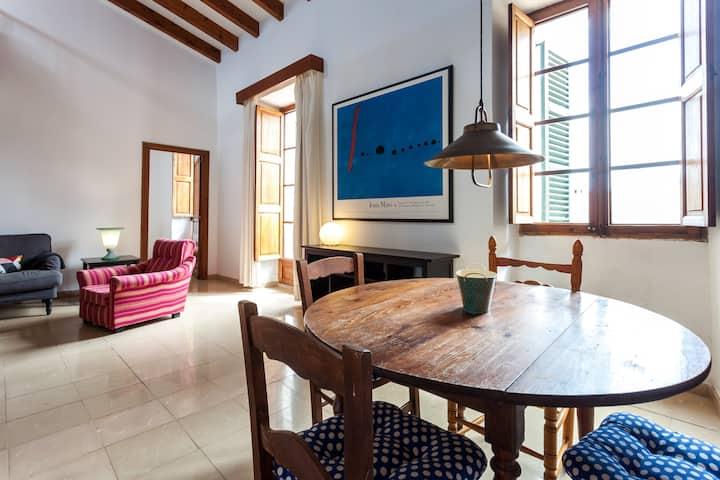 Beautiful apartment in farmhouse