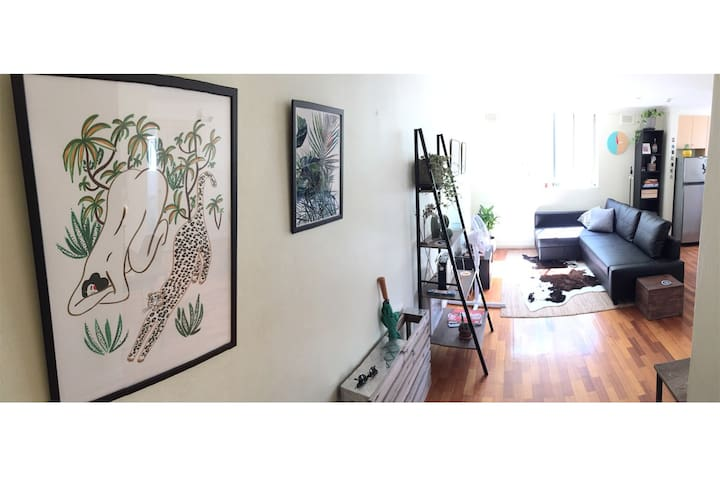 Neat and fun apartment, heart of Surry Hills - Surry Hills - Apartamento