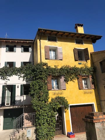Casa ad Oliero (Valstagna)