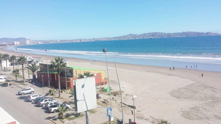 Habitación Matrimonial con la mejor vista al Mar