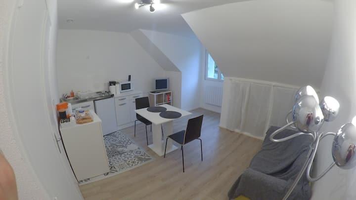Appartement deux pièces Amboise centre