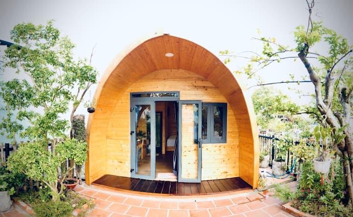 Sunny House - Natural Bungalaw*near Rin Rin Park