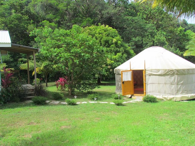 'Sun' Yurt at Mermaid's Secret - Rosalie - Jurta