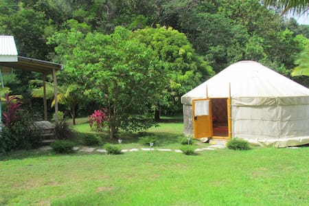 'Sun' Yurt at Mermaid's Secret - Rosalie - Yurt