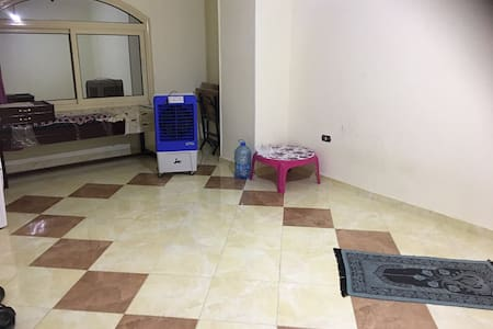 New flat partial furnished - clean place shared