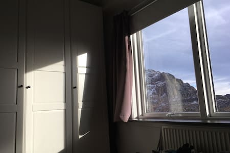 House in Sisimiut, Greenland