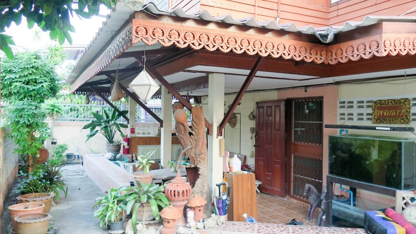 Kaew House - Cozy & Private Room in Lopburi #2