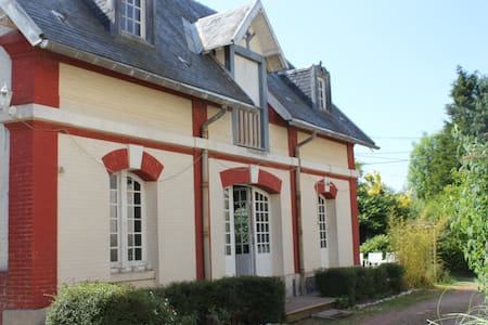Spacious Cottage on chateau grounds - Sailly-Flibeaucourt