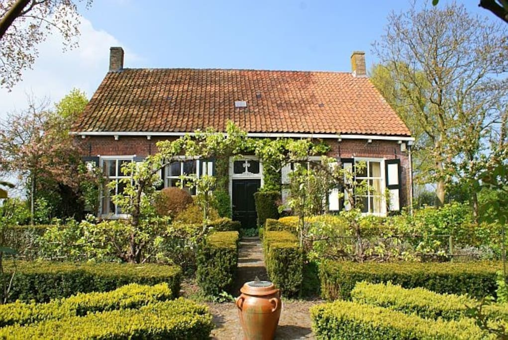 Farm holiday house for rent Houses for Rent in Veere Zeeland Netherlands