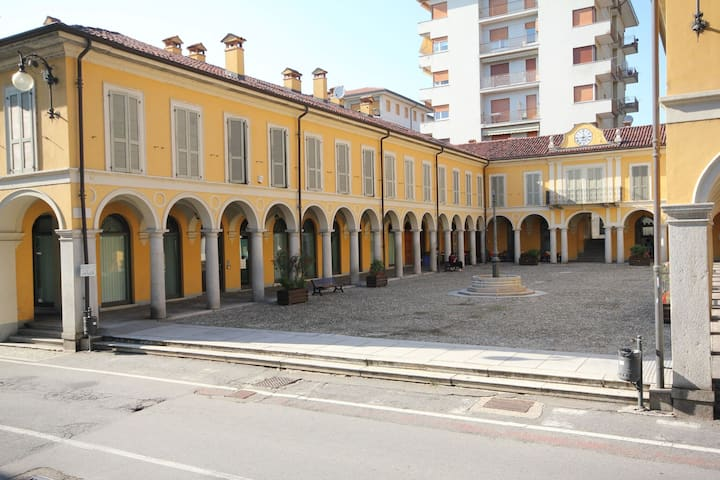 Refined Apartmet in Pallanza with Balcony