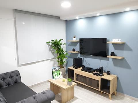 Dulce apartamento