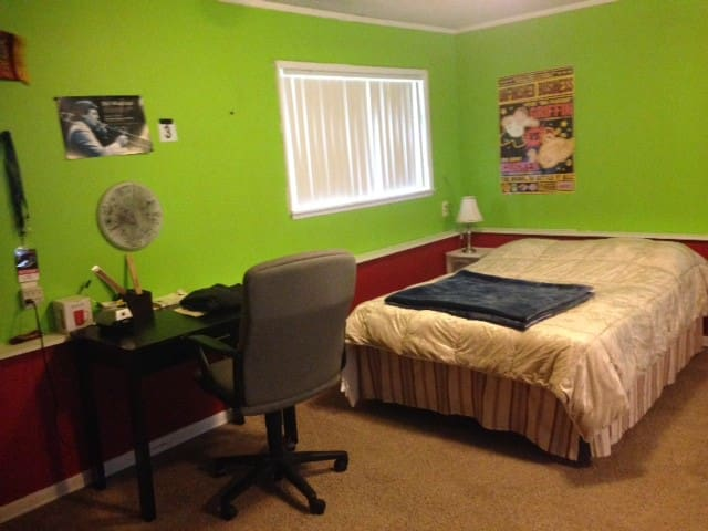 Bicyclist Hevean - Bothell - Bed & Breakfast