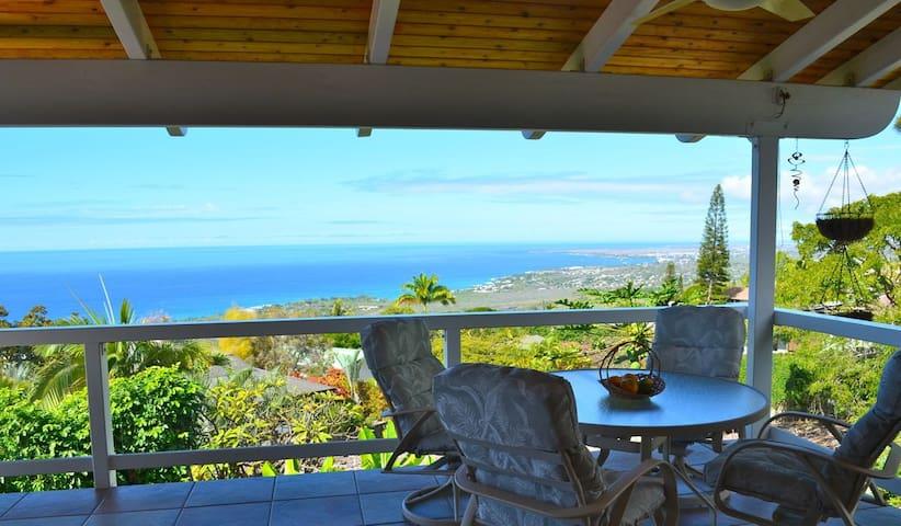 OCEAN VIEW!  Art Home 'IPU HALE'