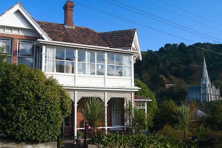 The Manse Bed and Breakfast - Port Chalmers - Aamiaismajoitus