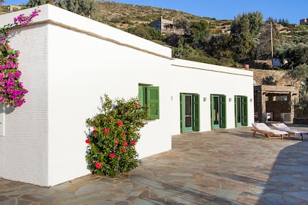 Olive Tree House - Andros